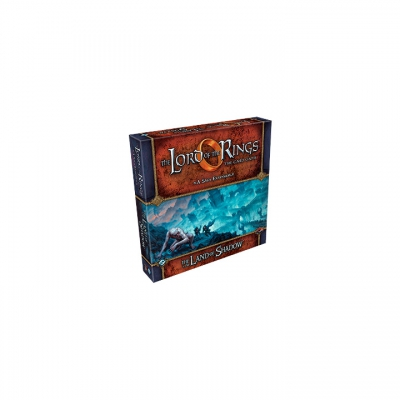 Lord of the Rings LCG - The Land of Shadow - LOTR Saga Expansion