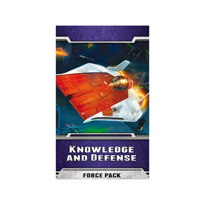 Star Wars LCG - Knowledge and Defense - Echoes of the Force Cycle 3