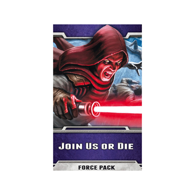 Star Wars LCG - Join Us or Die - Echoes of the Force Cycle 4
