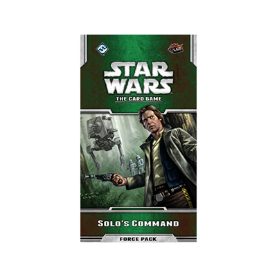 Star Wars LCG - Solos Command - Endor Cycle 1