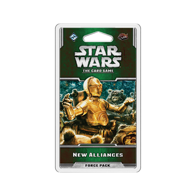 Star Wars LCG - New Alliances - Endor Cycle 2