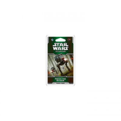 Star Wars LCG - Press the Attack - Endor Cycle 5
