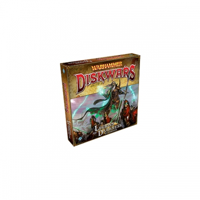 Warhammer Diskwars - Legions of Darkness Expansion