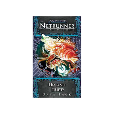 Android - Netrunner LCG Up and Over - Lunar Cycle 4