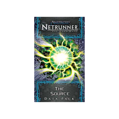 Android - Netrunner LCG The Source - Lunar Cycle 6
