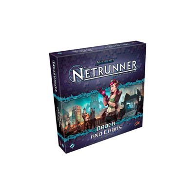 Android - Netrunner LCG - Order and Chaos Expansion
