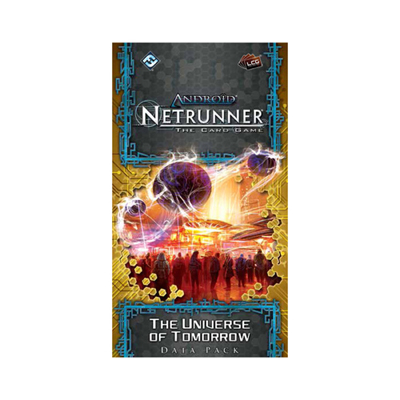 Android - Netrunner LCG The Universe of Tomorrow - SanSan Cycle 6