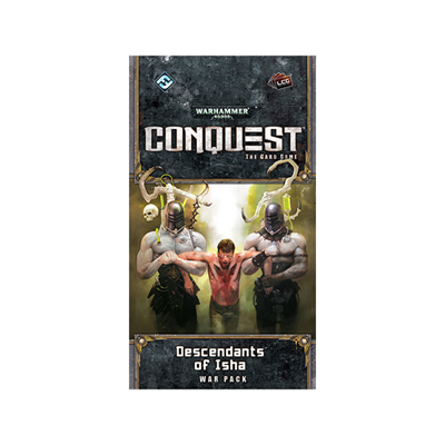 Warhammer 40.000 - Conquest - Descendants of Isha - Warlord 6