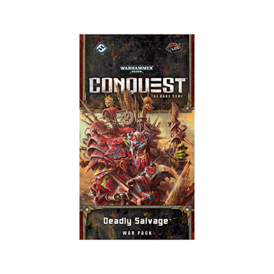 Warhammer 40.000 - Conquest - Deadly Salvage - Planetfall 3