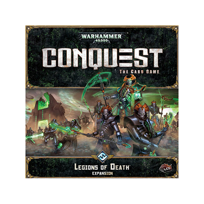 Warhammer 40.000 - Conquest - Legions of Death Expansion