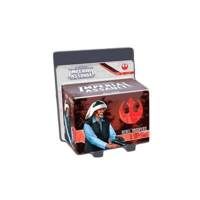 Star Wars - Imperial Assault - Rebel Troopers Ally Pack