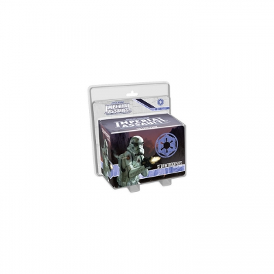 Star Wars - Imperial Assault - Stormtroopers Villain Pack