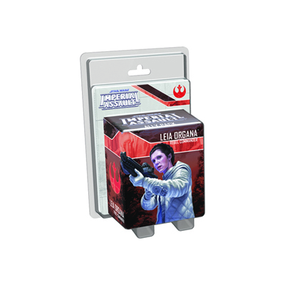 Star Wars - Imperial Assault - Leia Organa Ally Pack