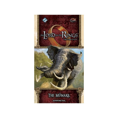 Lord of the Rings LCG - The Mumakil - Haradrim Cycle 1