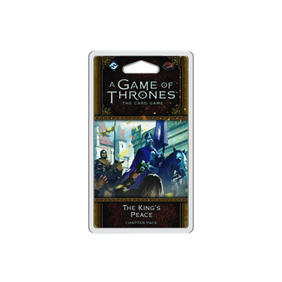 AGOT - The Card Game 2nd Edition - The Kings Peace - Westeros 3