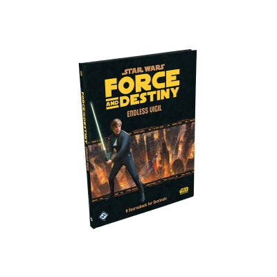 Star Wars RPG - Force and Destiny - Endless Vivil