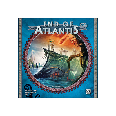 End of Atlantis - englisch
