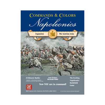 Commands und Colors Napoleonics Exp - The Austrian Army
