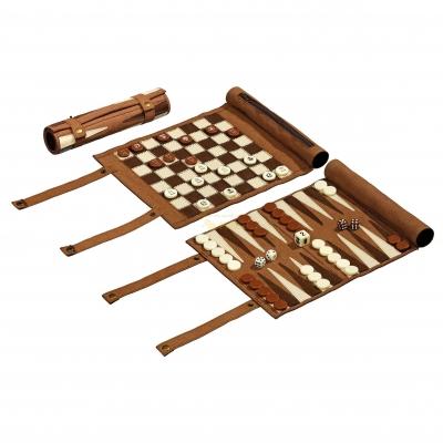 Backgammon Reisespiel