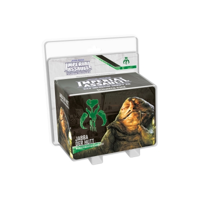 Star Wars - Imperial Assault - Jabba der Hutt - deutsch