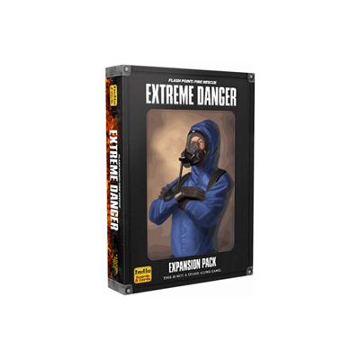 Flash Point - Extreme Danger - Expansion - englisch