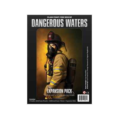 Flash Point - Dangerous Waters - Expansion - englisch