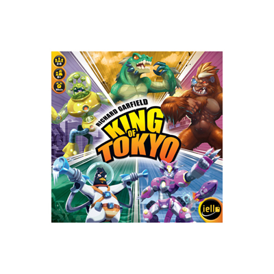 King of Tokyo - englisch - 2. Edition