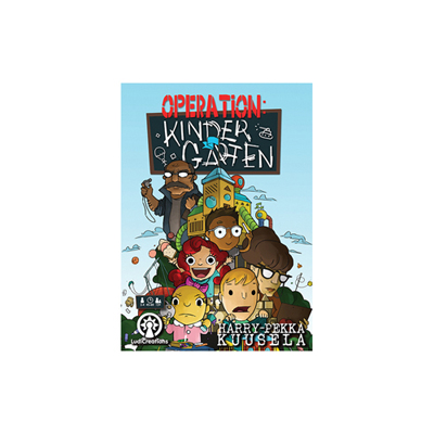Operation - Kindergarten -- deutsch -- englisch