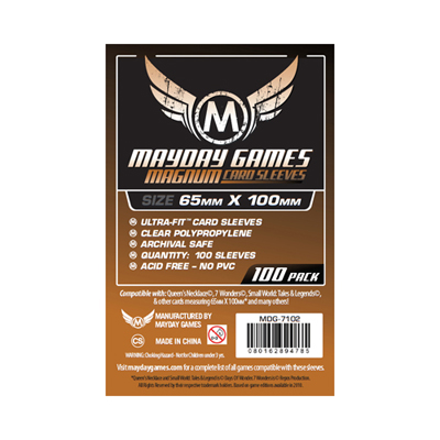 Magnum Copper Sleeve (100) - 65 x 100m 7 Wonders -7102
