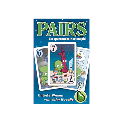 Pairs - Set 2 - Untiefe Wesen