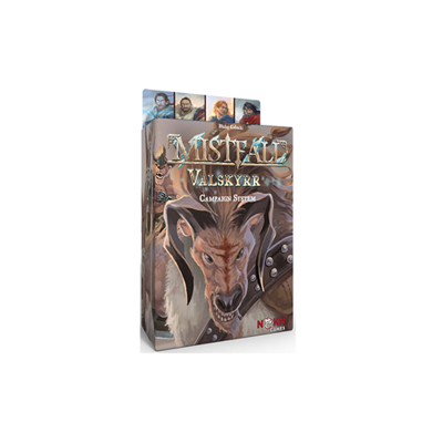 Mistfall - Valskyrr Expansion - englisch