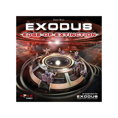 Exodus - Edge of Extinction - englisch - Expansion