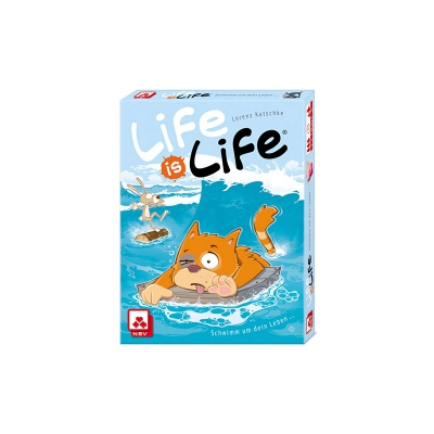 Life is Life - Kartenspiel