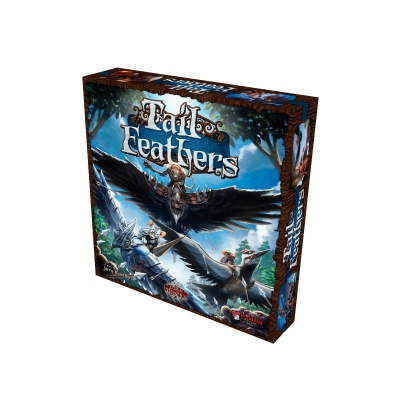 Tail Feathers - englisch