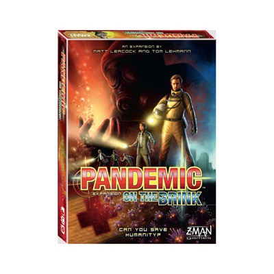 Pandemic - On the Brink 2013 (- englisch)