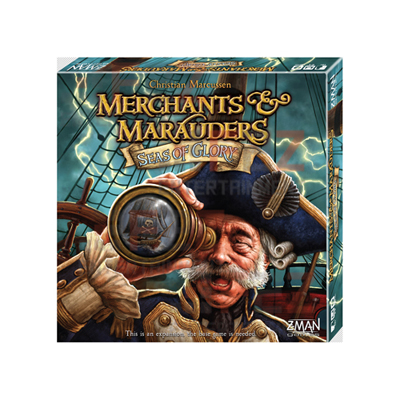 Merchants und Marauders - Seas of Glory (- englisch)