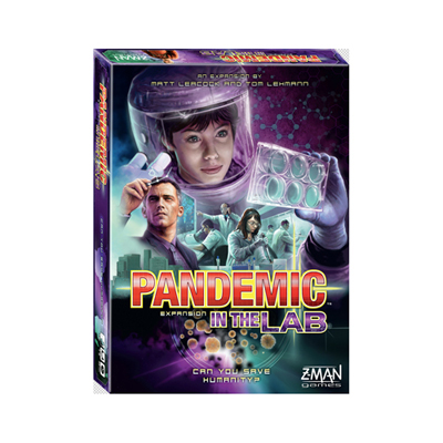 Pandemic - In the Lab (- englisch)