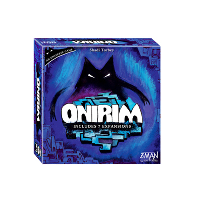 Onirim - Collection Oniverse (- englisch)