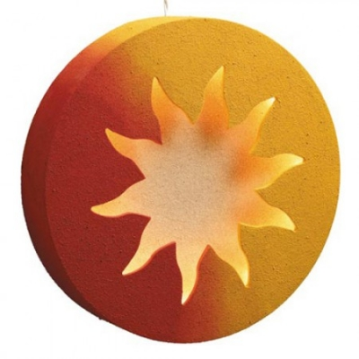 Wall lamp - lamp - sun - about - about 35 cm