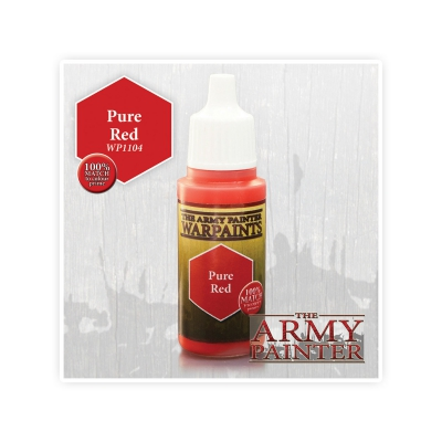 Army Painter Paint - Pure Red