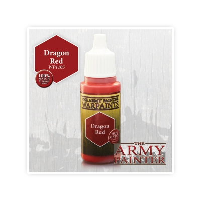Army Painter Paint - Dragon Red