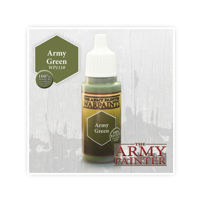 Army Painter Paint - Army Green