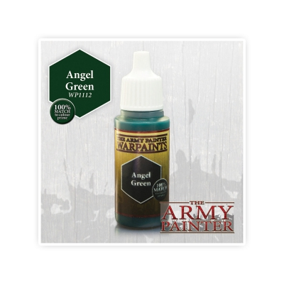 Army Painter Paint - Angel Green