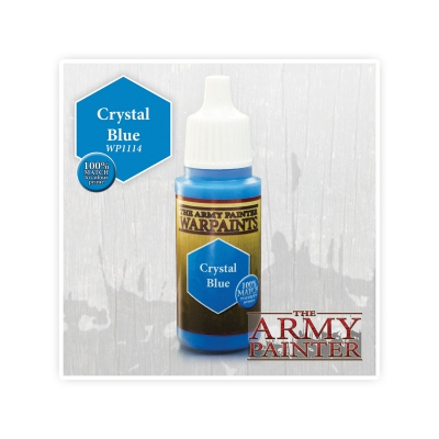 Army Painter Paint - Crystal Blue