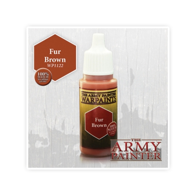 Army Painter Paint - Fur Brown