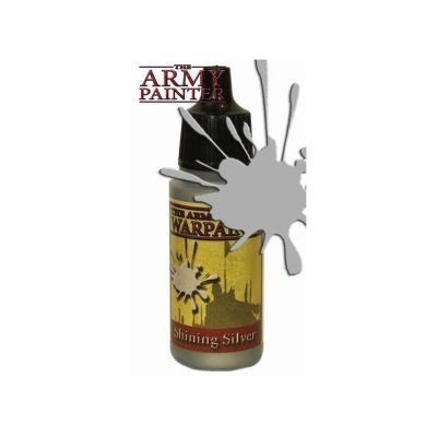 Army Painter Paint - Shining Silver