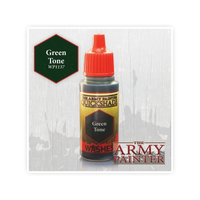 Army Painter Paint - Green Tone Ink