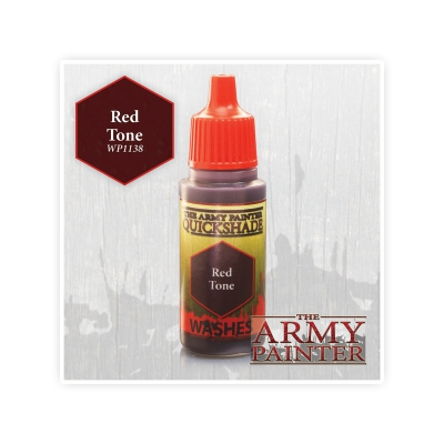 Army Painter Paint - Red Tone Ink