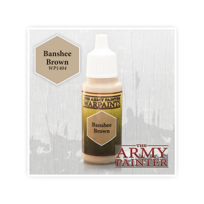 Army Painter Paint - Banshee Brown