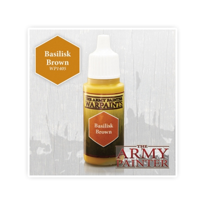 Army Painter Paint - Basilisk Brown
